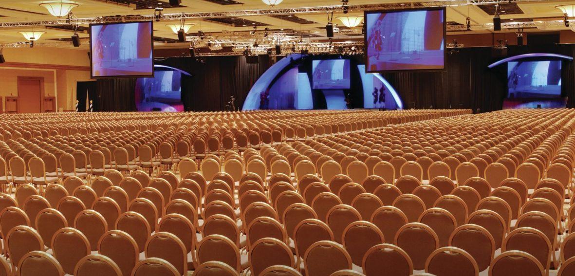 Mandalay Bay Convention Center Audio Visual Provider