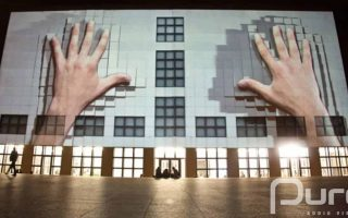 projection mapping company las vegas